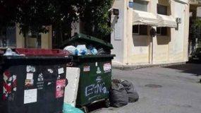 Έκτακτο: 30χρονη πέταξε βρέφος σε κάδο σκουπιδιών! Νεκρό το βρέφος.....