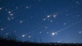 Μην ξεχάσετε να κοιτάξετε στον ουρανό απόψε!! Πότε θα κορυφωθεί η βροχή των αστεριών