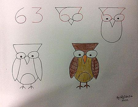 Υπέροχα κόλπα για να κάνει το παιδί τις πιο όμορφες ζωγραφιές!