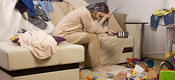 «Βαρέθηκα να νιώθω κουρασμένη» Η εξομολόγηση μιας μαμάς που συγκλονίζει