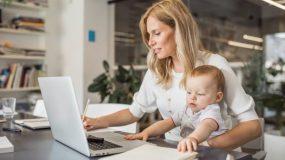 Νέο νομοθετικό πλαίσιο επιτρέπει τα μωρά στους εργασιακούς χώρους