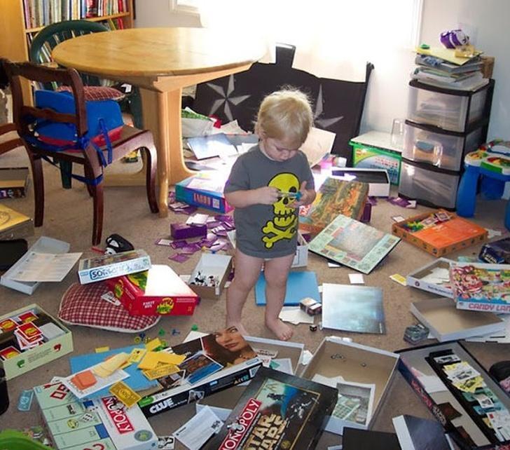 Γονείς στα πρόθυρα εγκεφαλικού και παιδιά σε παράκρουση...Part 1