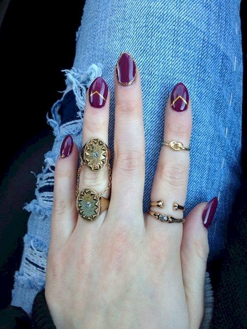 14+1 σχέδια για νύχια σε μωβ αποχρώσεις, ιδανικά για κάθε εποχή!