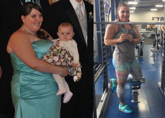 Αυτή η γυναίκα έχασε 50 κιλά τρώγοντας 6 πλούσια γεύματα τη μέρα