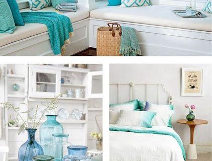 13+1 Μοναδικοί συνδυασμοί χρωμάτων σε λευκές-γαλάζιες αποχρώσεις για το σπίτι που θα σε μαγέψουν!
