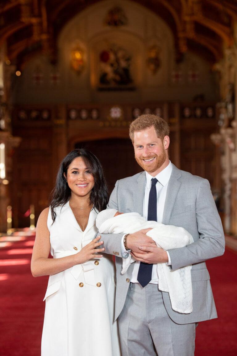 Δείτε το μωρο της Μεγκαν και του Χαρυ! Φωτογραφία
