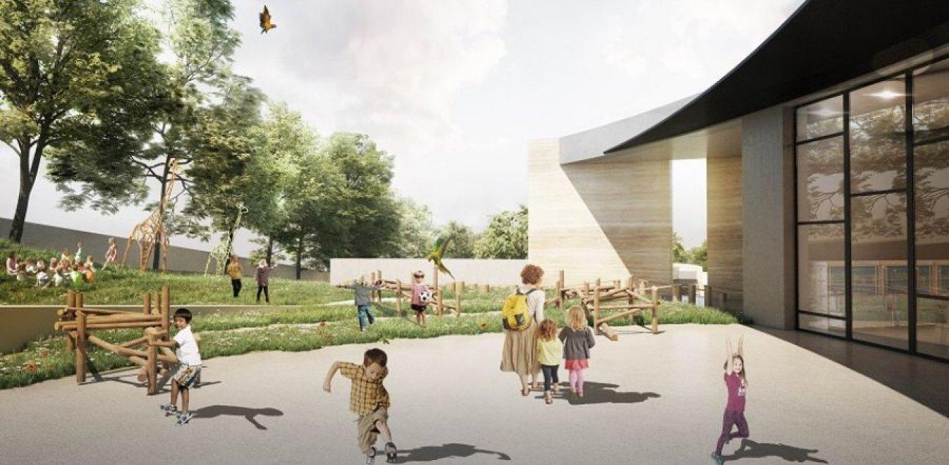 Λαχανόκηποι, ξυλουργική, μαγειρική: Το «σχολείο του μέλλοντος» έρχεται στη Θεσσαλονίκη