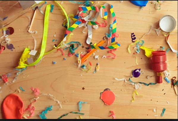 Πώς να απαλλαγείς από κάθε είδους λεκέ μετά από ένα πάρτυ