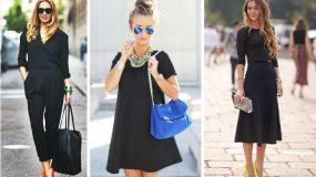 12 μυστικά για να φορέσετε το μαύρο και να δείχνετε πιο κομψή από ποτέ!
