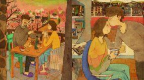 22 Σκίτσα που αποδεικνύουν πως η πραγματική αγάπη βρίσκεται στα απλά καθημερινά πράγματα!