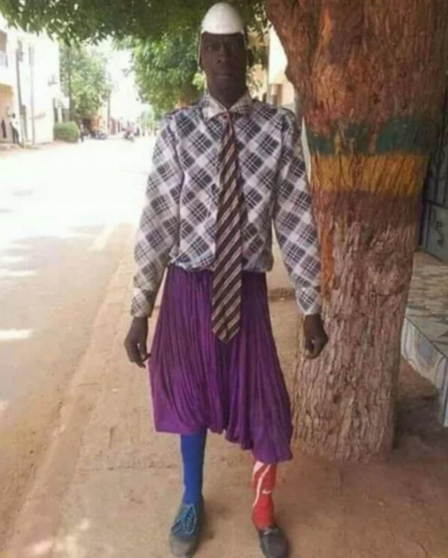 Εκκεντρικό ντύσιμο