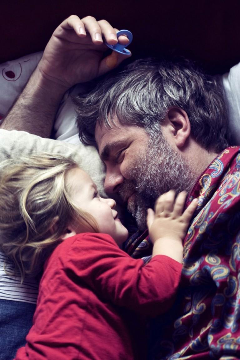 13 Υπέροχες φωτογραφίες που μας δείχνουν τη μοναδική σχέση πατέρα-παιδιού!