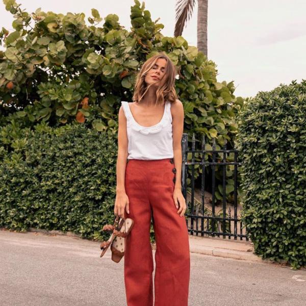 Αυτά είναι τα παντελόνια που θα αντικαταστήσουν το jean σας φέτος το καλοκαίρι