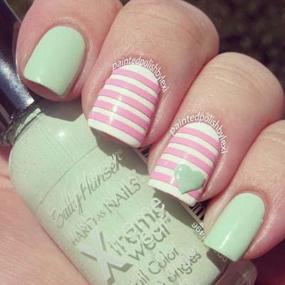 Όλες οι αποχρώσεις του πράσινου στα νύχια για τις πιο εντυπωσιακές εμφανίσεις σας το καλοκαίρι