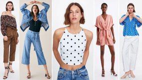 Νέα υπέροχη collection στα ρούχα για την Άνοιξη/Καλοκαίρι 2019 που θα βρείτε στα ZARA