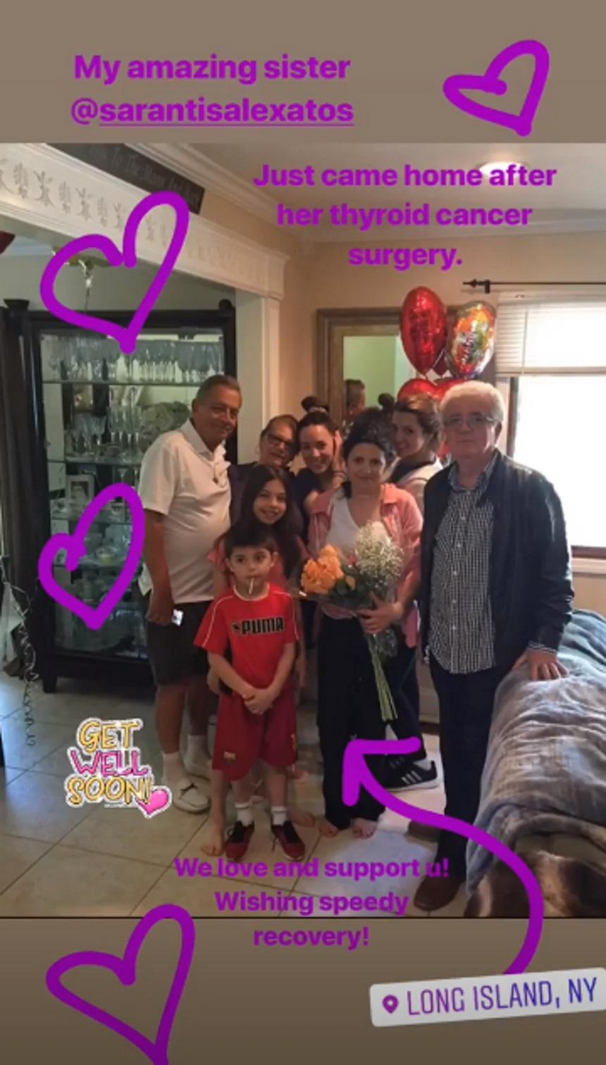 Καλομοίρα: Αποκαλύπτει πρώτη φορά τη μάχη που παλεύει η οικογένειά της με τον καρκίνο