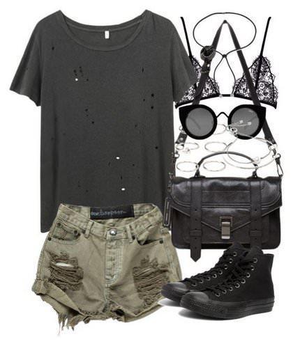 Υπέροχες ιδέες για καλοκαιρινά casual looks για κάθε τύπο κοπέλας που θα λατρέψετε