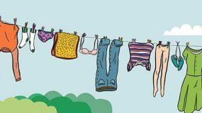 9+1 Συχνά λάθη που δεν ξέρατε ότι κάνετε στην μπουγάδα και καταστρέφουν τα ρούχα
