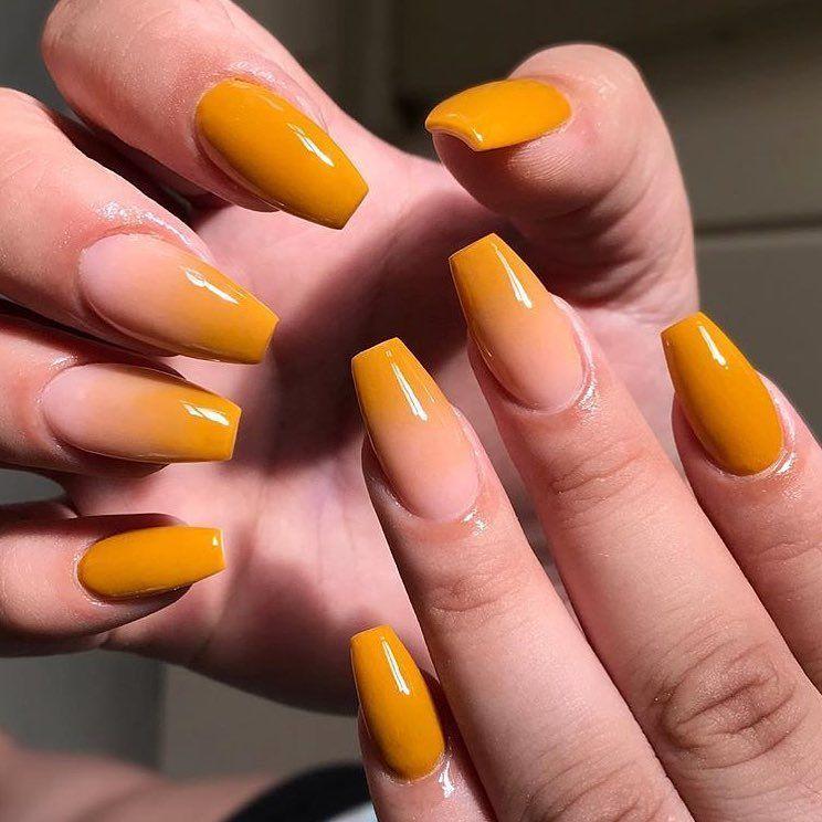 12 υπέροχες ιδέες για μανικιούρ σε μουσταρδί αποχρώσεις! Η απόλυτη μόδα στα νύχια!