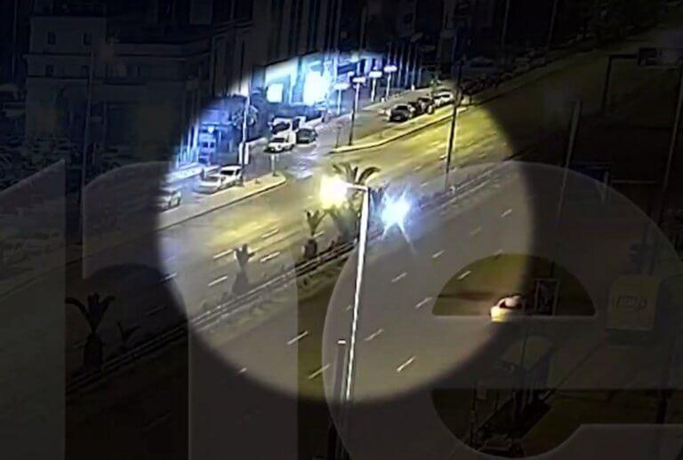 Βίντεο ντοκουμέντο της τροχαίας από το τραγικό τροχαίο του Πάνου Ζαρλά- Έτσι έγινε το δυστύχημα