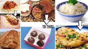 17 ιδέες για το φαγητό που σας έχει περισσέψει
