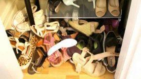 Πανέξυπνες και ανέξοδες ιδέες για την οργάνωση παπουτσιών που θα σας σώσουν!