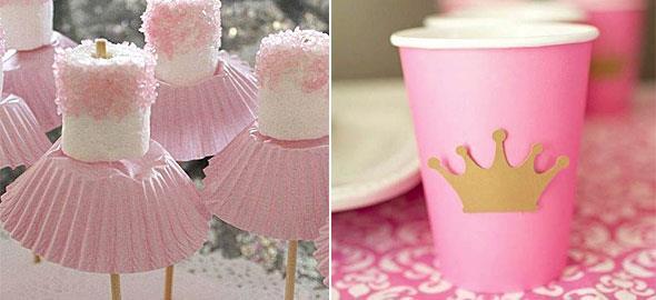 16 ιδέες για το τέλειο παρτι της μικρης σας πριγκίπισας