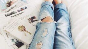 ΠΩς θα φτιάξεις στα jean σου σκισίματα χωρίς να φαίνεται φθηνό