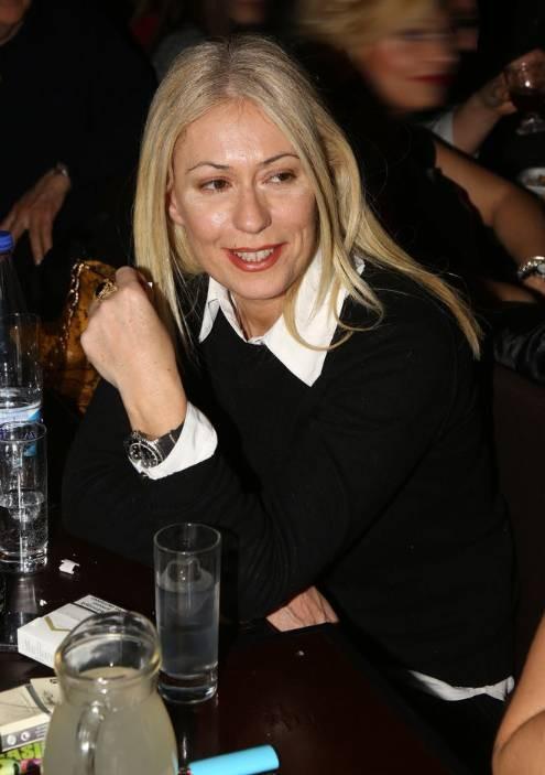 Δείτε τη Μαρία Μπακοδήμου χωρίς ίχνος μακιγιάζ!
