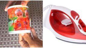 DIY διακόσμηση: Δείτε πώς θα Βάλετε φωτογραφίες πάνω στην αγαπημένη σας κούπα
