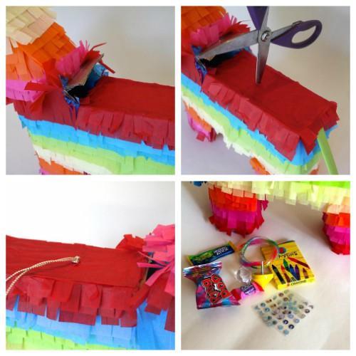 Πινιάτα γαϊδαράκος για σούπερ παιδικό πάρτι