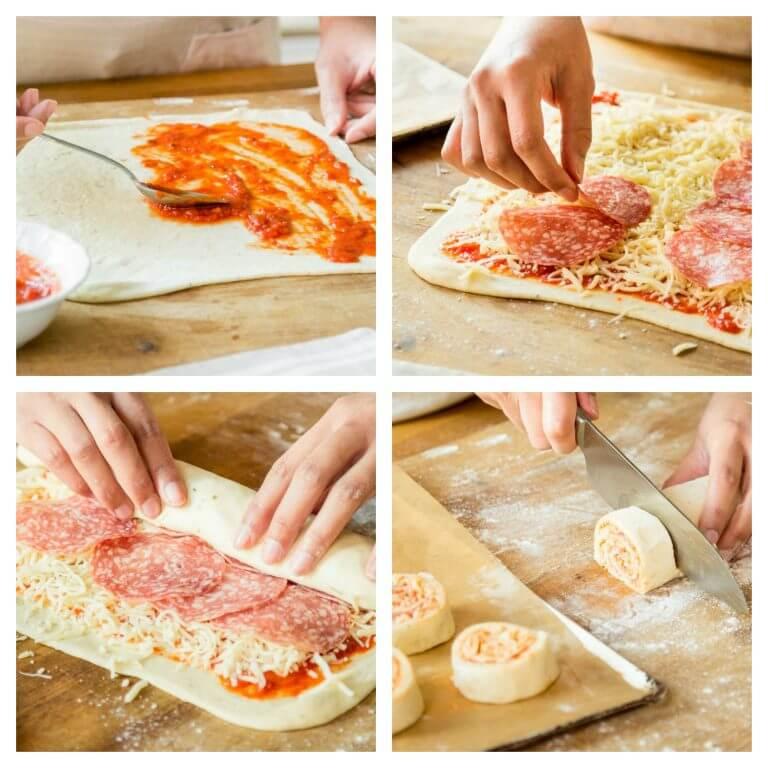 Pizza pops-Η τέλεια ιδέα για το παιδικό πάρτυ