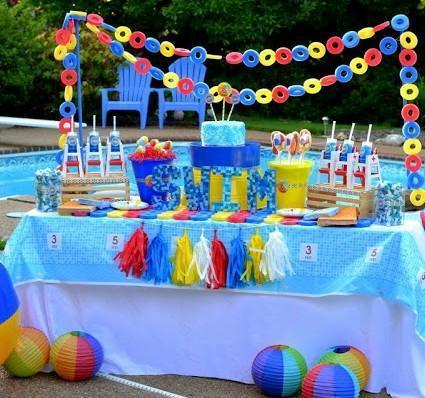 10 Μοναδικές ιδέες για τα πιο ξεχωριστά παιδικά πάρτι του καλοκαιριού