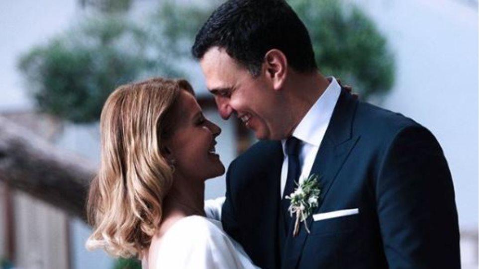 Βασίλης Κικίλιας: Η ρομαντική ανάρτηση μετά τον γάμο του με την Μπαλατσινού – Με τρεις λέξεις… τα λέει όλα