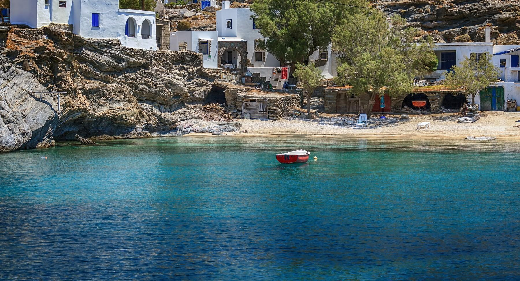 Το ελληνικό νησί που προτείνουν οι New York Times για διακοπές μακριά από τα πλήθη