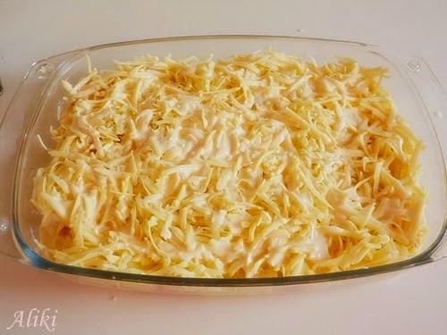 Απολαυστική πίτα πατάτας, μπέικον και τυρί!