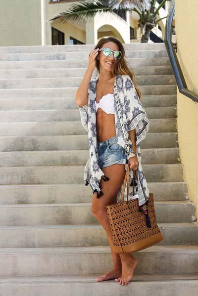 Ντύσιμο για παραλία: Ιδέες και tips για την πιο τέλεια εμφάνιση στη θάλασσα