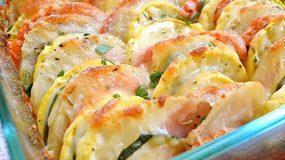 Το απόλυτο καλοκαιρινό φαγάκι! Λαχανικά στο φούρνο