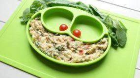 Συνταγές για μωρά-Πολτός από τόνο, πατάτα, ντομάτα και σπανάκι
