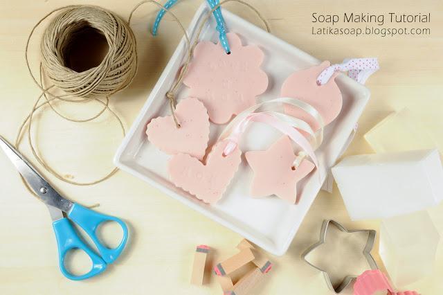 Υπέροχα diy σαπουνάκια για δωράκια σε βάφτιση ή τη γιορτή της μητέρας!