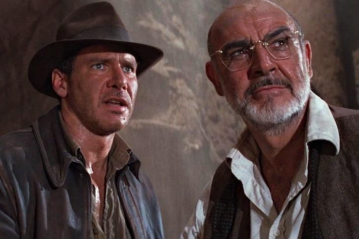 1989: Indiana Jones and the Last Crusade