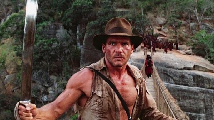 1984: Indiana Jones and the Temple of Doom