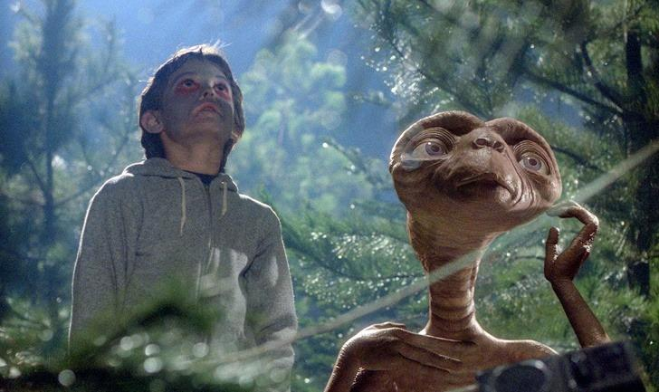1982: E.T. The Extra-Terrestrial