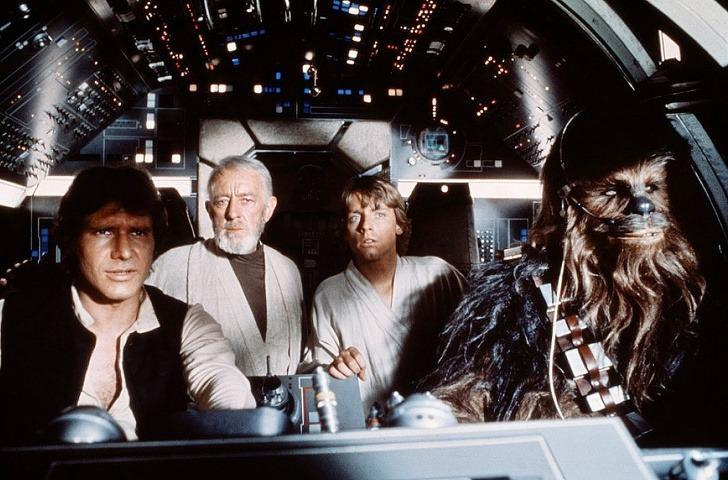 1977: Star Wars. Episode IV: A New Hope