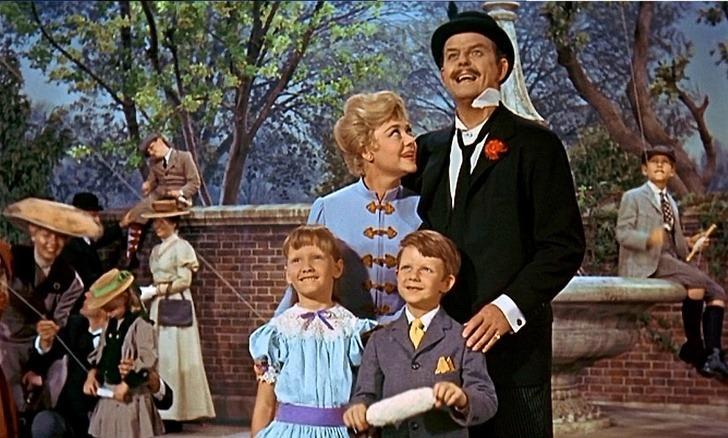 1964: Mary Poppins