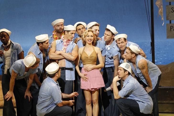 1958: South Pacific
