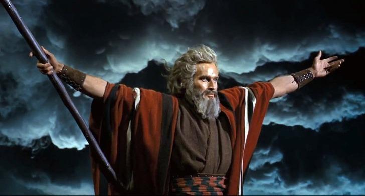 1956: The Ten Commandments