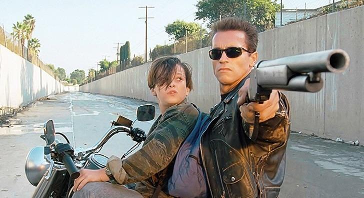 1991: Terminator 2: Judgement Day
