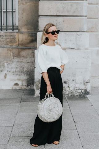 Οι πιο ξεχωριστοί τρόποι για να φορέσεις φέτος το αγαπημένο μαύρο παντελόνι σου