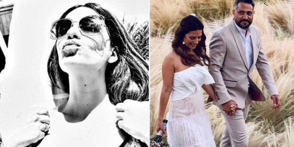 Βάσω Λασκαράκη – Λευτέρης Σουλτάτος: Το πάρτι του γάμου τους στη Νάξο, το νυφικό φόρεμα και οι καλεσμένοι